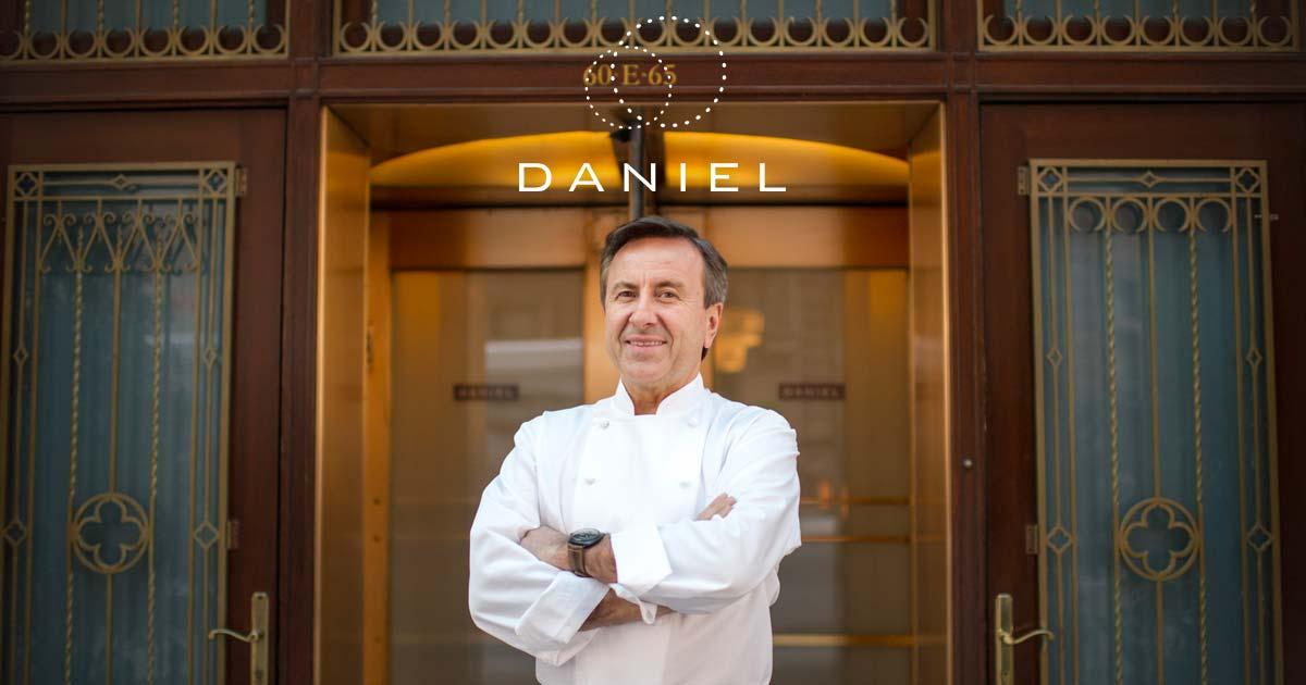Restaurant DANIEL | Michelin Starred Cuisine By Chef Daniel Boulud